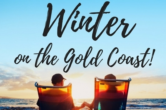 Winter on the Gold Coast